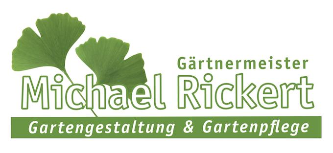 Gärtnermeister Michael Rickert - Ihr Gärtner für Bad Sassendorf und Umgebung. Gartenpflege Gartengestaltung Baumpflege Gartenbau Logo Datenschutz Impressum
